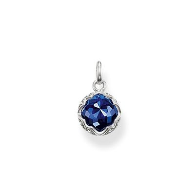 Thomas Sabo pendant blue PE687-059-1 Thomas Sabo H3nJdst