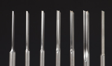 Set of 7 Beading Tools Includes Diamond Tool.