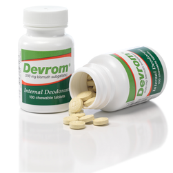 FREE Devrom Internal Deodorant Capsules/Chewable Tablets Sample