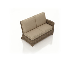 Forever Patio Cypress Wicker Sectional Right Arm Facing Loveseat Chair by NorthCape International