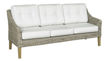 Forever Patio Carlisle Wicker 3 Seat Sofa by NorthCape International