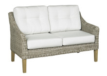 Forever Patio Carlisle Wicker Loveseat by NorthCape International