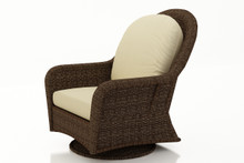 Forever Patio Winslow High Back Swivel Glider by NorthCape International