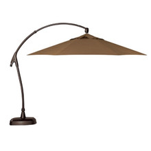 Forever Patio 11 Ft. Octagon Cantilever Umbrella