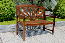 International Caravan Highland Acacia Sapporo Bench
