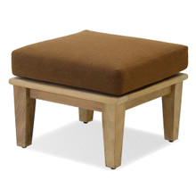 Forever Patio Miramar Plantation Teak Ottoman by NorthCape Intl