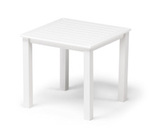 "Telescope Casual 21"" Square MGP Deluxe End Table"