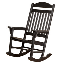 Little Cottage Heritage Poly-Wood Traditional Rocker