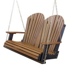 Little Cottage Heritage Poly-Wood Two Seat Swing
