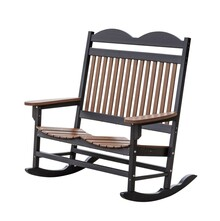 Little Cottage Heritage Poly-Wood Traditional Double Rocker