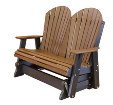 Little Cottage Heritage Poly-Wood Two Seat Glider