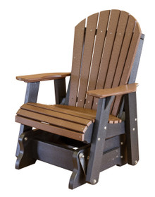 Little Cottage Heritage Poly-Wood Single Glider
