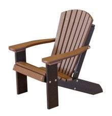 Little Cottage Heritage Poly-Wood Child's Adirondack Chair