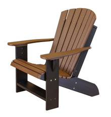 Little Cottage Heritage Poly-Wood  Adirondack Chair