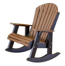 Little Cottage Heritage Poly-Wood  HIgh Back Rocker
