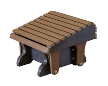 Little Cottage Heritage Poly-Wood Gliding Foot Rest