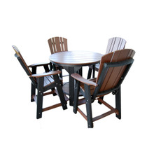 Wildridge Heritage Poly-Lumber 5 Piece Pub Set