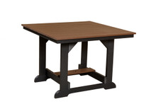 "Little Cottage Heritage Poly-Wood 44"" Square Dining Table"