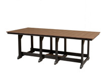 "Wildridge Heritage Poly-Lumber 94"" Rectangular Dining Table"