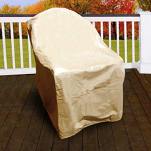 Forever Patio Dining Chair - High Back Rocker Furniture Cover
