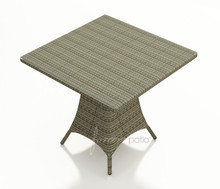 Forever Patio Hampton Wicker Square Pub Table 36 Inch by NorthCape International