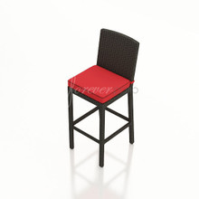 Forever Patio Barbados Resin Wicker Bar Stool by NorthCape International