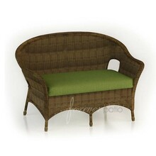 Forever Patio Rockport Wicker Loveseat by NorthCape International