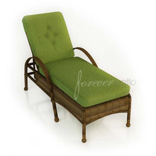 Forever Patio Rockport Wicker Adjustable Chaise Lounge by NorthCape International