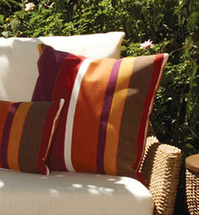 Lloyd Flanders Sunbrella Outdoor Throw Pillow