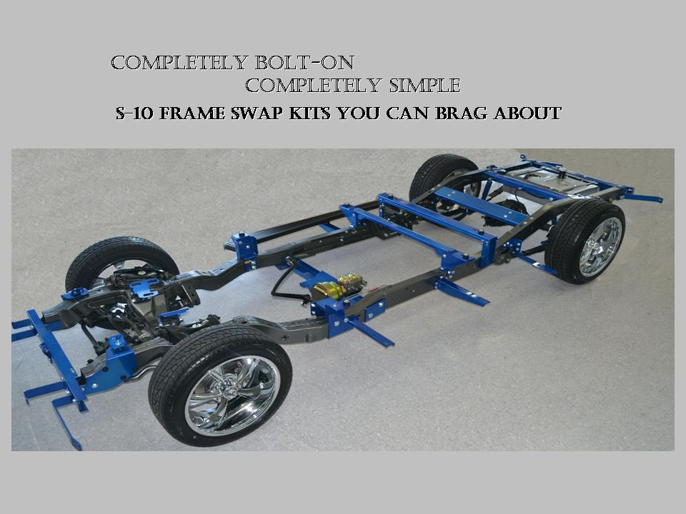 Code Is A Manufacturer Of USA Made BoltOn S Chassis - Area code 504 usa