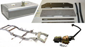 S-10 Conversion Kit Bundle With Pedal and Gas Tank