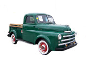 1948-1956 Dodge Truck Bolt-On S-10 Chassis Conversion Kit Hot Rod Style