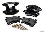 Wilwood GM Metric D154 Front Brake Caliper Kit 140-12097-BK