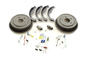 Deluxe S-10 / S-15 Rear Drum Brake Kit