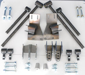 4-Link Rear Rear Suspension Basic Kit