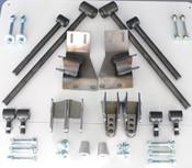 4-Link Rear Rear Suspension Basic Kit