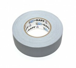 "ProTapes Pro Gaffer Tape (1"" x 55 yd, Grey)"