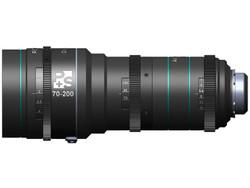PS-Zoom 70-200 CS, T 3.5 lens, PL