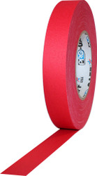 "ProTapes Pro Gaffer Tape (1"" x 55 yd, Red)"