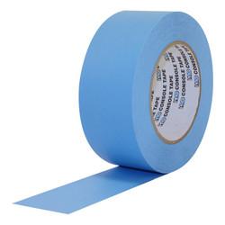 "PRO Paper Console Tape - 1"" x 60 yds (Blue)"