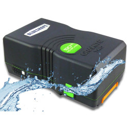 BLUESHAPE BV190HD SPLASH GRANITE TWO 14.8V Water Resistant V-Mount Battery (190Wh, 13.2Ah)