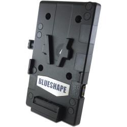 BLUESHAPE MVBASIC Multi-Power V-Mount Battery Plate