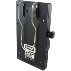 BLUESHAPE MVCLIP Backplate Adapter Clip for Belt Installation