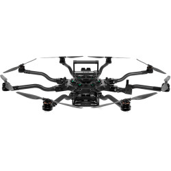 Freefly ALTA 8 with FPV, 5.8GHz Tx/Rx, and Futaba