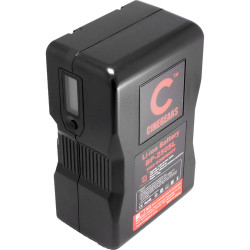 CINEGEARS 250Wh High-Capacity Lithium-Ion Gold-Mount Battery