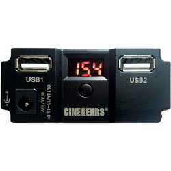 CINEGEARS 10,000mAh Compact Battery (14.8V, 148Wh)