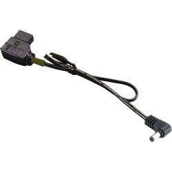 IDX System Technology C-PIN DC to DC Cable for Select Sony PMW Camcorders