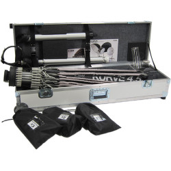 K 5600 Lighting Kurve 4.5 Umbrella Kit