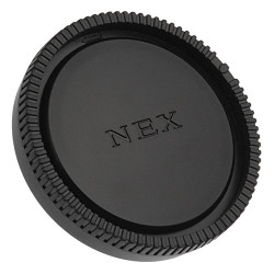 Fotodiox Rear Lens Cap for Sony E-mount Camera Lens
