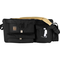 Porta Brace CC-22-PWB Quick-Draw Case (Midnight Black)